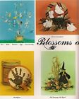 Ghost, Witch, Easter  Fall Patterns - Craft Book: PD2013 Blossoms and Bows