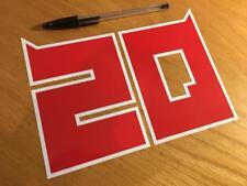 Fabio Quartararo Race Number 20 - (Large)