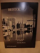 Bristol - And How It Grew