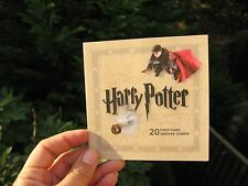 USPS New Harry Potter  Stamp Sheet of 20-First Class forever  2013