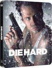 Die Hard 2 Limited Edition Steelbook Bluray UK Exclusive Region B NEW SEALED