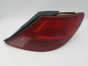 1997 97 Acura CL Right Passenger Tail Light Rear Lamp Red Lens Factory Stock OEM