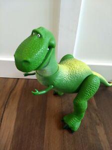"Disney Pixar Toy Story T Rex Dinosaur Figure Thinkway Figure 11"""