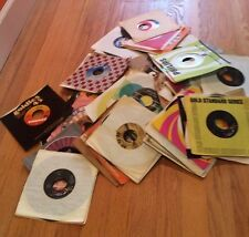"Nice Lot Of 25 45's Records Jukebox 7"" Some Promo Soul Jazz Pop Rock Country EXC"