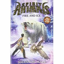 Spirit Animals: Book 4: Fire and Ice-ExLibrary