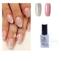 2pcs 5ml BORN PRETTY Nail UV Gel Polish Soak Off LED Glitter Manicure Varnish