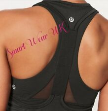 Lululemon Ladies Swiftly Tech T-Back          (US 10/UK 14)  RRP £48