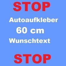 60cm Wunschtext Folienschrift Aufkleber Auto Autoaufkleber Schriftzug Klebefolie