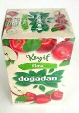 Instant Apple Tea  20 Teabags Herbal/Tisane Bagged