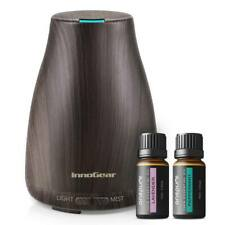 InnoGear Upgraded 100ml  Aromatherapy Essential Oil Diffuser Gift Set
