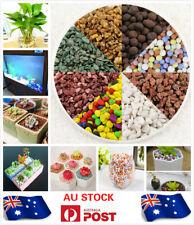 Decorative Natural Pebbles Clay Ball for Bonsai Succulents Terrariums Fish Tank