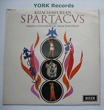 SXL 6000 - KHACHATURIAN - Spartacus / Gayaneh Vienna PO - Ex Con LP Record