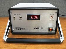 Photo Acoustic Technology SQM 100 Surface Quality Monitor Controller