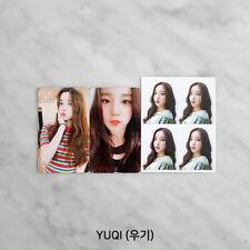 (G)I-DLE 1st mini album 'I AM' Official Photocard Member SET - YUQI