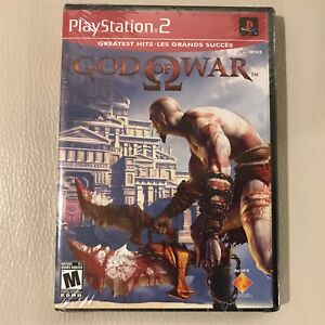 **BRAND NEW SEALED** God of War Greatest Hits Edition for PlayStation 2