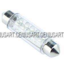 10 SMD LED 44mm Soffitte Sofitte Innenraum Leuchte Licht Weiß 12V Lampe Neu