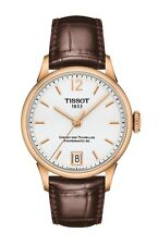 Tissot T099.207.36.037.00 Chemin des Tourelles Automatic Ladies Watch