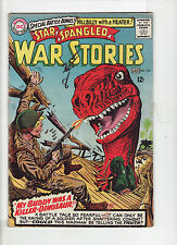 STAR SPANGLED WAR STORIES #124 VG++
