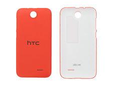 Tapa bateria original HTC Desire 310,genuine battery cover Desire 310 orange