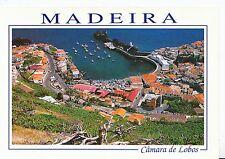 Portugal Postcard - Madeira - Camara De Lobos - General View of Harbour  SM328