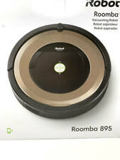 New~iRobot Roomba 895 Robotic Vacuum with 2 Virtual Wall Barriers