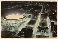Night View From Gateway Arch, Downtown St. Louis, Missouri MO Postcard