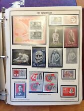 2 Mystic Specialty Albums Soviet Union Collection 1960-99 Loads of Mint Stamps |