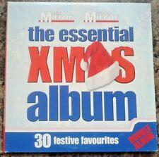 The Essential Xmas Album 30 Festive Favourites Vol 1 & 2 CD Sinatra, Bing Crosby