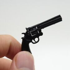 "2PC 1/6 Scale Weapon Toy Model Kohler python 357 revolver Gun F12"" Figure Action"