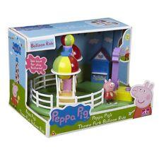 Nuevo Peppa Pig Parque Temático Deluxe Globo Ride Playset