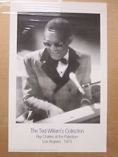Vintage The TWC Ray Charles at the Palladium 1973 Poster 12491