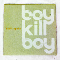 Boy Kill boy - Espalda De nuevo - música cd ep