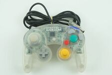 Nintendo Gamecube Clear Controller Limited GC From Japan