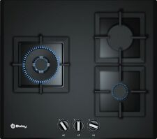 Placa gas Balay 3ETG663HB 3 fuegos cristal negro