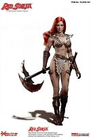 TBLeague 1:12 Scale Red Sonja Female Action Figure Full Set Collectible Pre-sale