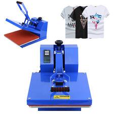 """Transferpresse Textilpresse T-Shirt Presse 38x38cm / 15""""x 15"""" 1200Watt 0~250°C"""