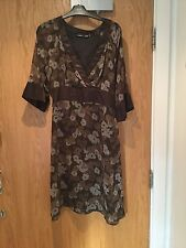 Mexx Floral Dress Size 12