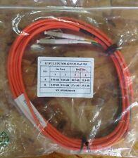 Cable fibra optica pigtail de conexion LC/PC-LC/PC-MM-62.5/125-fi2-3M