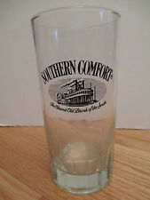"""SOUTHERN COMFORT """"The Grand Old Drink of the South"""" 5.5""""  (Set of 2 ) Glasses"""