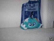 McDonalds Neopets Blue Kiko Plushie MIB