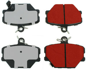 Disc Brake Pad Set fits 2008-2015 Smart Fortwo  CENTRIC PARTS