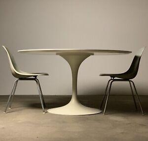 """Eero Saarinen 54"""" Tulip Table by Knoll"""