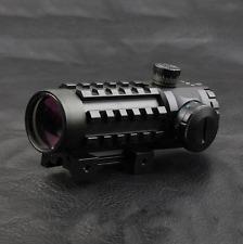 4x28EG Optical Sight Scope Hunting Reticle Riflescope Sight Fit 20 mm/11mm Rail