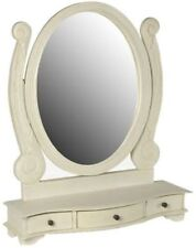 Oval Contemporary Dressing Table Decorative Mirrors