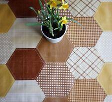 SENAPE, PREMIUM design pulire tovaglia da wjdhome, in tela cerata, PVC.140x200cm