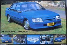 (LAMINATED) VK SS COMMODORE HOLDEN POSTER (61x91cm)  PICTURE PRINT NEW ART