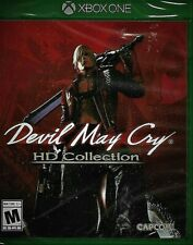 Devil May Cry HD Collection (Microsoft Xbox One, 2018) Brand New