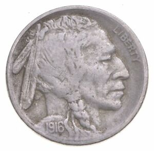 Better 1916-S - US Buffalo Indian Nickel Coin Collection Lot Set Break *085