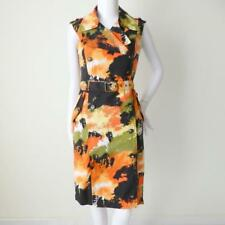 EVENTS Size Small Sleeveless Cotton Shirt Dress