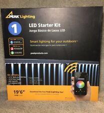 """PEAK Lighting LED Starter Kit 19' 6"""" Multicolor"""